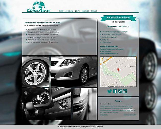 ChipsAway van Bolhuis, Groningen - Hoogma Webdesign Beerta