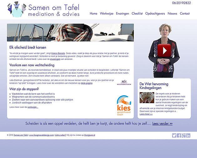 Samen om Tafel, Wedde - Hoogma Webdesign Beerta