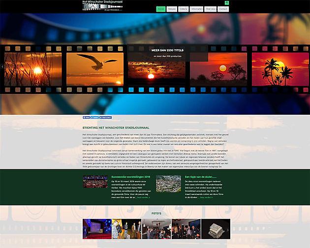 Het Winschoter Stadsjournaal, Winschoten - Hoogma Webdesign Beerta