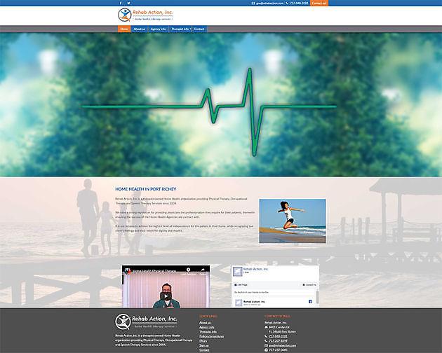 Rehab Action, Inc., Florida - Hoogma Webdesign Beerta
