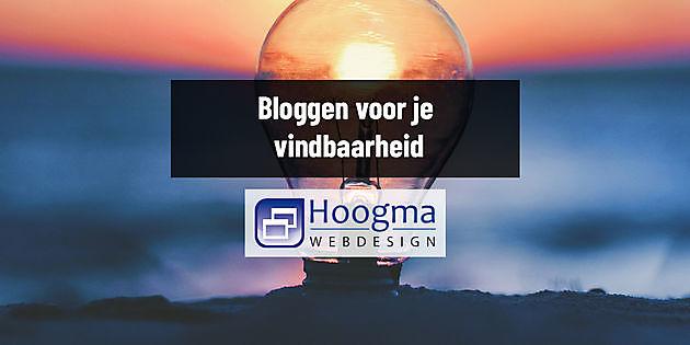 Het belang van bloggen - Hoogma Webdesign Beerta