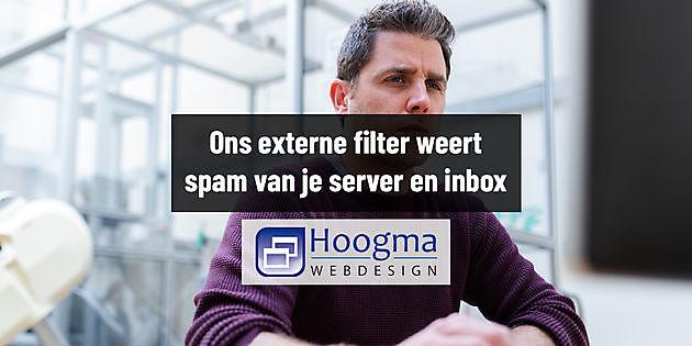 Een effectief extern spamfilter van Hoogma Webdesign - Hoogma Webdesign Beerta