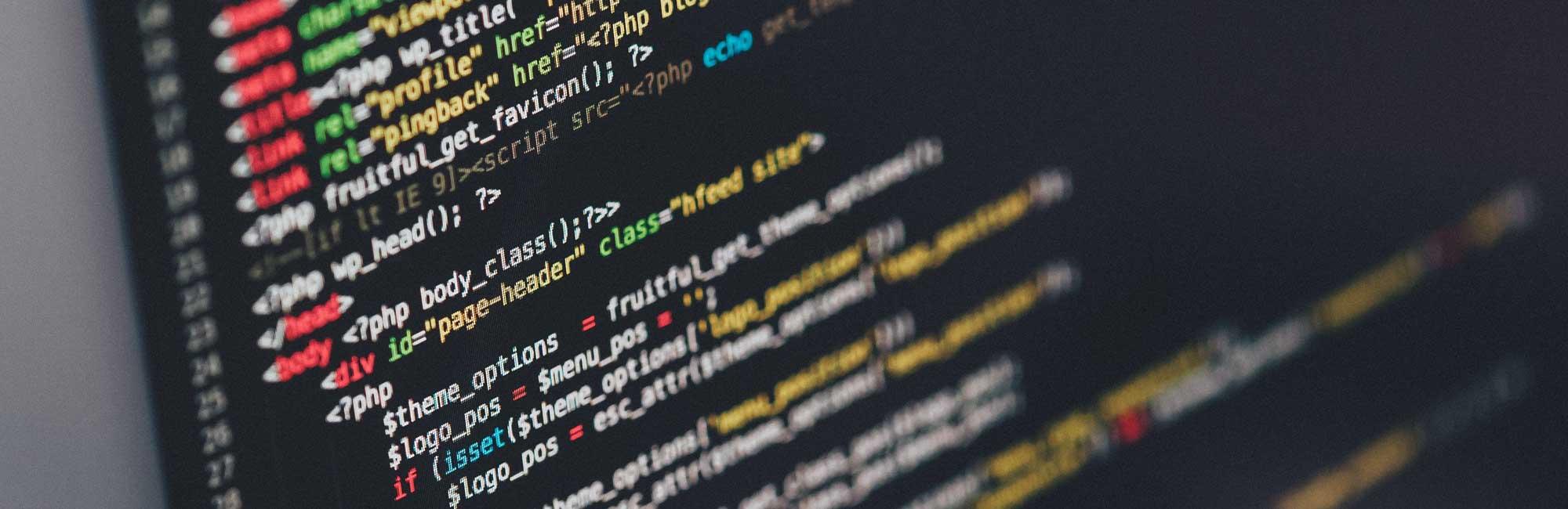 Het échte programmeerwerk - Hoogma Webdesign Beerta