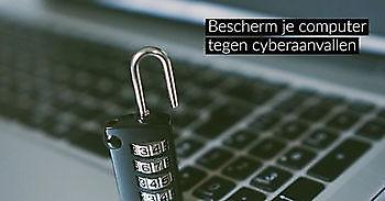 Bescherm je computer tegen cyberaanvallen Hoogma Webdesign Beerta