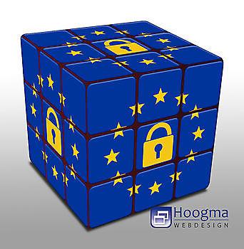 De puzzel die AVG heet Hoogma Webdesign Beerta