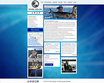 Canary Sport Fishing S.L., Gran Canaria (Spanje) - Hoogma Webdesign Beerta