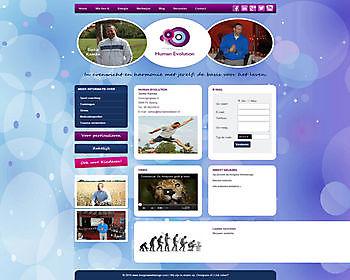 Human Evolution, Beerta - Hoogma Webdesign Beerta