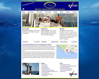 AISTraC, Gran Canaria (Spanje) - Hoogma Webdesign Beerta