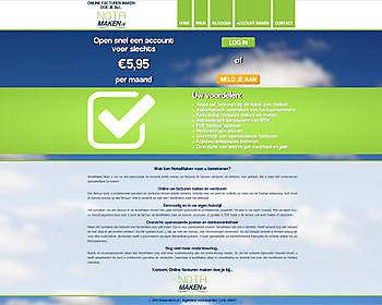NotaMaken VOF, Scheemda - Hoogma Webdesign Beerta