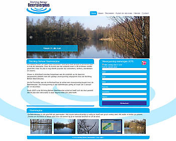 Stichting Beheer Beertsterplas, Beerta - Hoogma Webdesign Beerta