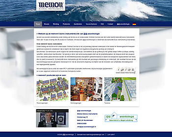 Memon Bionic Instruments, Muntendam - Hoogma Webdesign Beerta