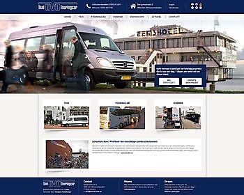 UVO Vervoer BV, Uithuizermeeden - Hoogma Webdesign Beerta