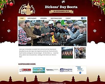 Dickens Day, Beerta - Hoogma Webdesign Beerta