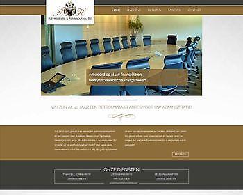 RH Administratie & Adviesbureau BV, Winschoten - Hoogma Webdesign Beerta