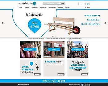 Winschoten24, Winschoten - Hoogma Webdesign Beerta