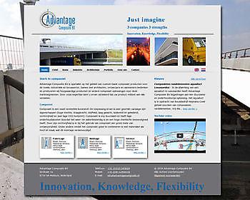 Advantage Composite BV, Makkum - Hoogma Webdesign Beerta