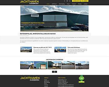 Jachthaven Zuidbroek, Zuidbroek Hoogma Webdesign Beerta