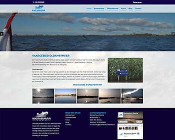 Bootverhuur Beerta, Beerta - Hoogma Webdesign Beerta