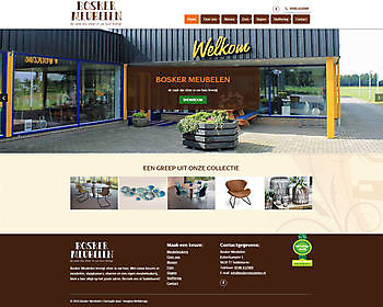 Bosker Meubelen, Siddeburen - Hoogma Webdesign Beerta