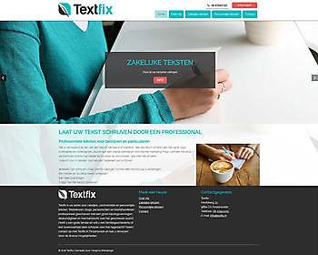 Textfix, Finsterwolde - Hoogma Webdesign Beerta