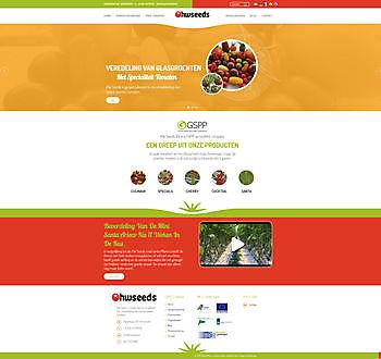 HW Seeds, Winschoten - Hoogma Webdesign Beerta