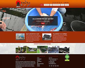 Kiëta Koi, Veendam - Hoogma Webdesign Beerta