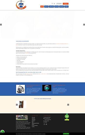 Schildersbedrijf Klein, Westerlee Hoogma Webdesign Beerta