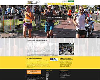 RUN, Winschoten - Hoogma Webdesign Beerta