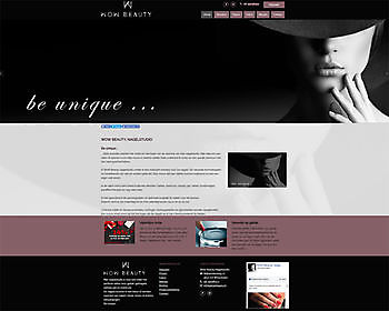 WoW Beauty, Winschoten Hoogma Webdesign Beerta