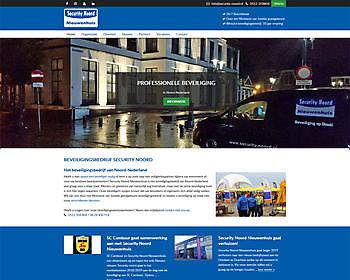 Security Noord Nieuwenhuis, Drachten - Hoogma Webdesign Beerta
