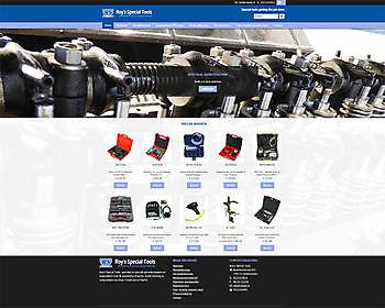 Herramientas especiales de Roy, Dedemsvaart Hoogma Webdesign Beerta