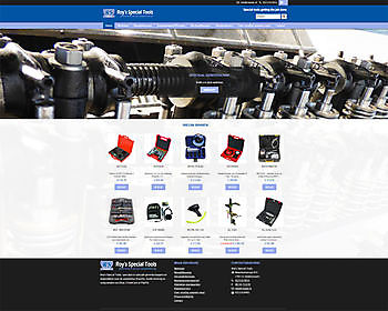 Roy's Special Tools, Dedemsvaart - Hoogma Webdesign Beerta