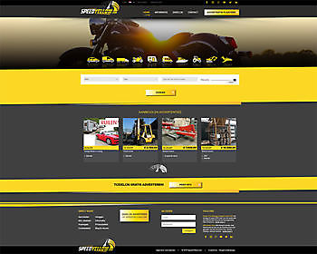 Speedyellow.com, Oude Tonge - Hoogma Webdesign Beerta