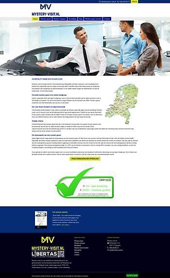 Mystery-visit.nl, Drachten Hoogma Webdesign Beerta