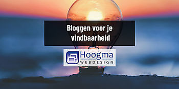 Het belang van bloggen Hoogma Webdesign Beerta