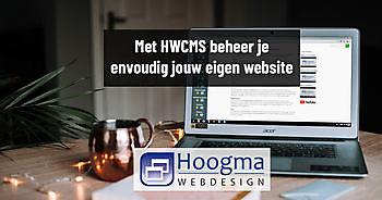 The benefits of a website in HWCMS Hoogma Webdesign Beerta