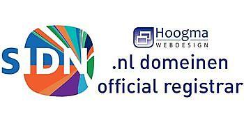 SIDN .nl domeinnamen  Hoogma Webdesign Beerta